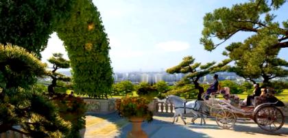 三维建筑动画样片